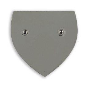 C.V.E. Beveiliging pin achterzijde
