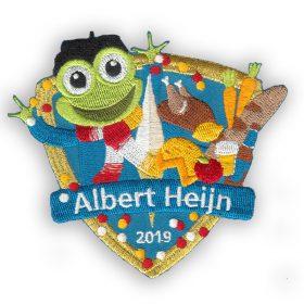 carnaval emblemen Albert Heijn