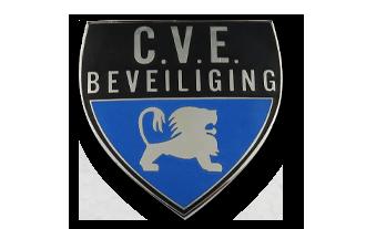 C.V.E. Beveilging speld