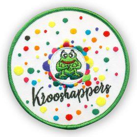 carnaval embleem Krooshappers